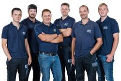 Teamaufnahme ADAP-Technik GmbH