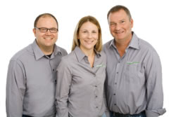 Teamaufnahme Kühn Handels GmbH