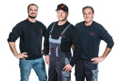 Teamaufnahme Traurig Landtechnik GmbH