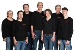 Teamaufnahme Wolfgang Reiter