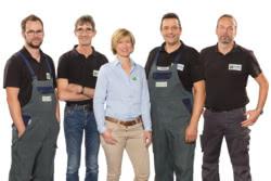 Teamaufnahme Brockmann Landtechnik