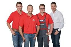 Teamaufnahme E. Engbers Söhne GmbH