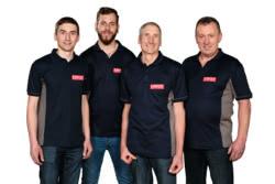 Teamaufnahme Georg Kinker GmbH