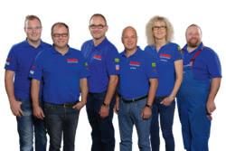 Teamaufnahme barho Teile-Service-Technik GmbH