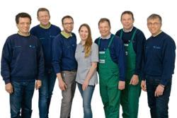 Teamaufnahme J. Linden GmbH & Co. KG
