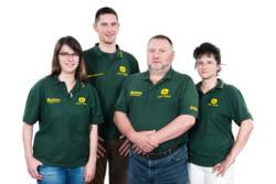 Teamaufnahme Baase Landmaschinen GmbH