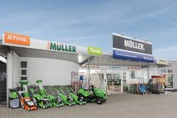 Außendienst Müller Professional Store