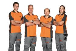 Teamaufnahme BSV Schmidhammer GmbH
