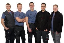 Teamaufnahme Hans Metrich GmbH