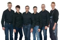 Teamaufnahme Stavermann GmbH
