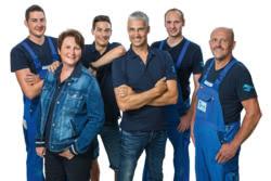 Teamaufnahme Naser GmbH & Co. KG