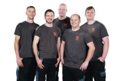 Teamaufnahme Friedrich Rohwedder GmbH
