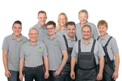 Teamaufnahme Niemeier Technik Fachmarkt