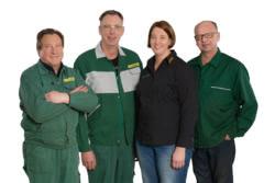 Teamaufnahme Josef Lennartz GmbH & Co. KG