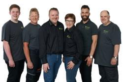 Teamaufnahme Kruse Forst & Gartengeräte