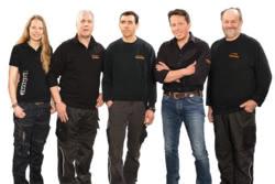 Teamaufnahme Böwe GmbH