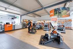 Innenansicht Seemann Landmaschinen GmbH & Co. KG