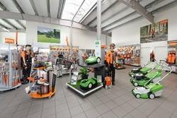 Innenansicht Müller Landmaschinen GmbH