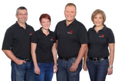 Teamaufnahme Müller Landmaschinen GmbH