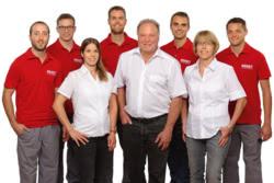 Teamaufnahme Ernst Land-Forst-Gartentechnik GmbH