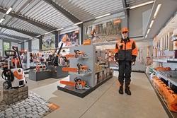 Innenansicht August Büssing GmbH