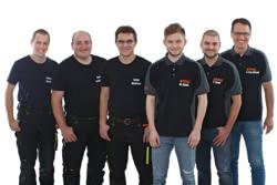 Teamaufnahme August Büssing GmbH