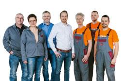 Teamaufnahme BVA - Ingolf Müller GmbH