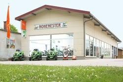 Außendienst Siegfried Hohenester