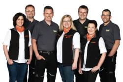 Teamaufnahme Gräul GmbH
