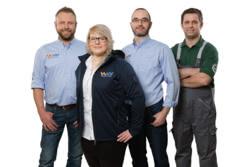 Teamaufnahme Raiffeisen-Handelsgenossenschaft eG Kamenz