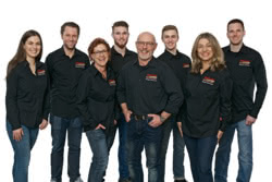 Teamaufnahme Bischof Motors GmbH & Co. KG