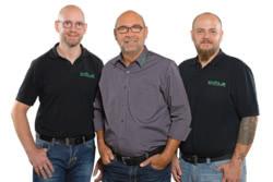 Teamaufnahme Gölz Motorgeräte Nord
