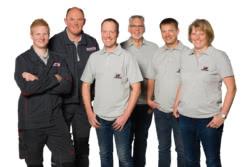 Teamaufnahme C. Peveling GmbH & Co. KG