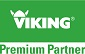 VIKING ist eine Premium-Marke für anspruchsvolle Gärtner. Mit dem Begriff VIKING Premium Partner bezeichnen wir speziell autorisierte Fachhändler mit außergewöhnlichen Service-Leistungen. Hier finden Sie als Kunde: Kompetente Beratung, Umfangreiches Produktsortiment, Fachkundige Produkt-Einweisung, Schnelle und zuverlässige Reparatur, Vorrätige Original-Ersatzteile