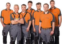 Teamaufnahme Hünnekens GmbH & Co. KG