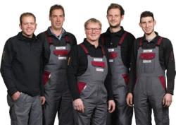 Teamaufnahme Kottermair Landtechnik GmbH & CoKG