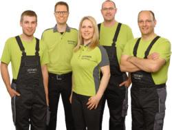 Teamaufnahme Eberhard GmbH