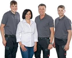 Teamaufnahme Heinz Sanders & Josef Wester GmbH