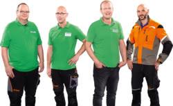 Teamaufnahme Ernst Hasselbring GmbH & Co.KG