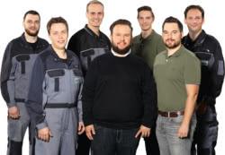 Teamaufnahme Motorgeräte Arndt GmbH