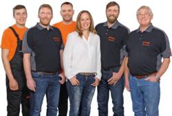Teamaufnahme Wüst Motorgeräte GmbH
