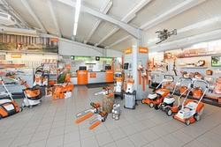 Außendienst F. Süß Rasenmäher Center GmbH