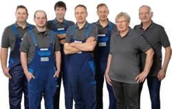 Teamaufnahme Lechner Landtechnik GmbH & Co. KG