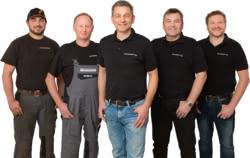 Teamaufnahme Wohlmannstetter Landtechnik-Vertriebs GmbH