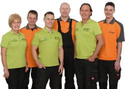 Teamaufnahme Schmoller GmbH