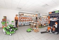 Innenansicht Ritter Maschinen GmbH