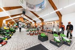 Innenansicht Gartec Garten-Technik-Zentrum Berlin-Brandenburg GmbH