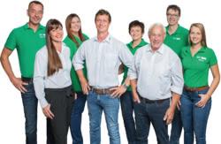 Teamaufnahme Garten- & Forstgeräte Andreas Mandlik