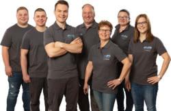 Teamaufnahme auto & zweirad HELMER GmbH & Co. KG