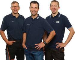 Teamaufnahme HEES + PETERS GmbH